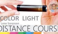 Curso Terapia de luz de color